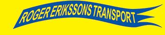 Roger Eriksson Transport och Lager
