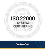 ControlCert ISO22000